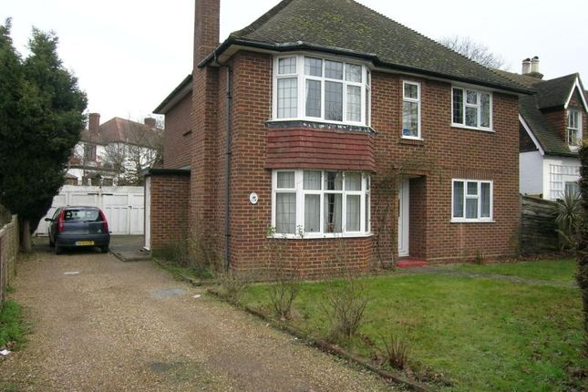 Thumbnail Maisonette to rent in Aldershot Road, Guildford, Surrey