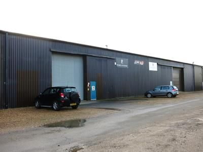 Thumbnail Light industrial to let in Unit 3, Harradines Yard, Meadow Drove, Earith, Cambridgeshire