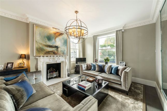 Thumbnail Semi-detached house for sale in Earls Court Road, London