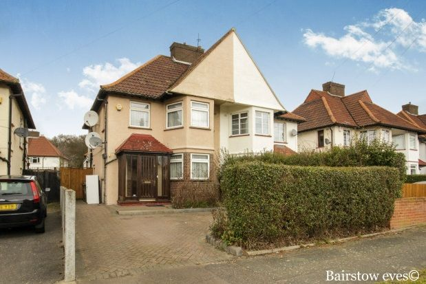 Thumbnail Property to rent in Ropers Avenue, London