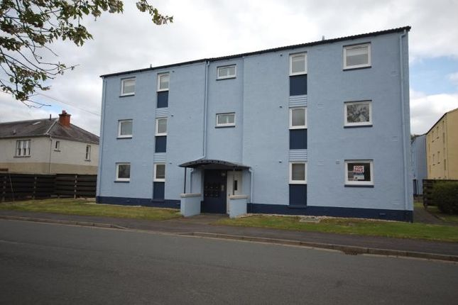 Thumbnail Flat to rent in 17E Mansfield Gardens, Hawick