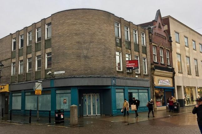 Thumbnail Retail premises to let in 16A/16B Baxtergate, Doncaster