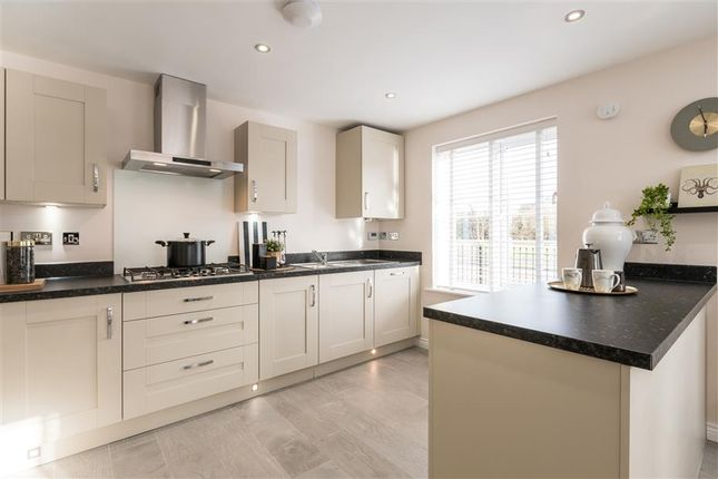 """4 bed detached house for sale in """"The Kentdale - Plot 4 At Burntwood"""" at Ruston Road, Burntwood WS7"""