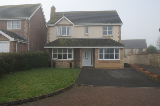Thumbnail Detached house to rent in Clover Road, Wick St. Lawrence, Weston Super Mare
