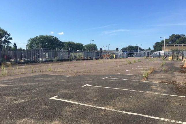 Land to let in Secure Storage Yards At Broxbourne Station, Broxbourne