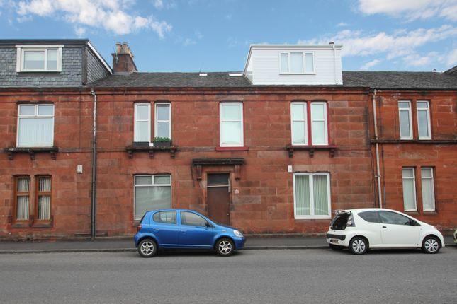 Front View of Main Street, Alexandria, Dunbartonshire (Dumbarton) G83