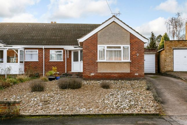 Thumbnail Semi-detached house for sale in Southleigh Grove, Market Harborough, Leicestershire