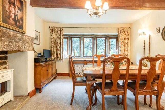Dining Room of Dean Head Lane, Diggle, Saddleworth OL3