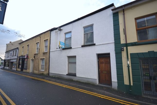 Thumbnail Flat for sale in Water Street, Carmarthen