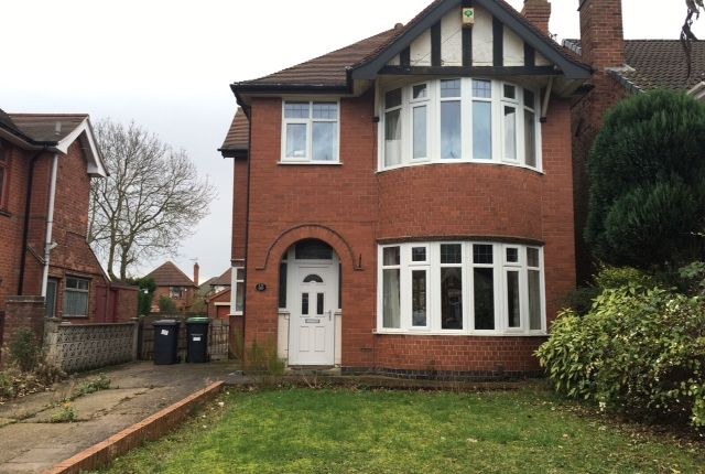 Thumbnail Detached house to rent in Victoria Road, Kirkby-In-Ashfield, Nottingham