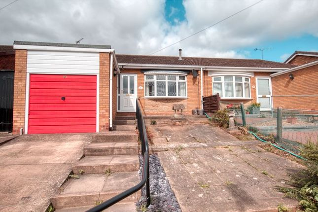 Thumbnail Semi-detached bungalow to rent in Blenheim Court, Bottesford, Scunthorpe