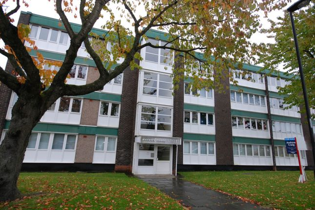 Exterior of Haydon Close, Newcastle Upon Tyne NE3