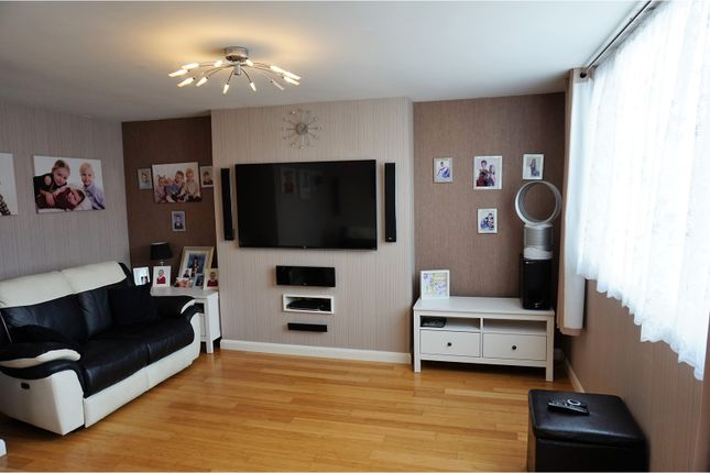 Thumbnail End terrace house for sale in Sandford Close, Hull