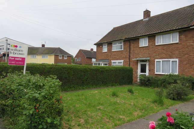 Thumbnail Terraced house for sale in Caledon Close, Hull