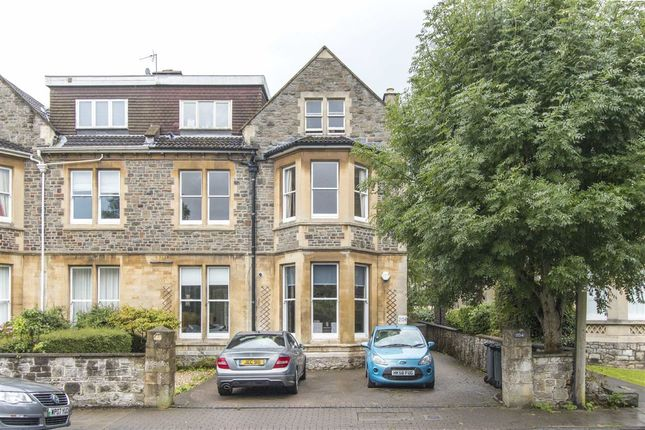Thumbnail Maisonette for sale in Redland Road, Redland, Bristol