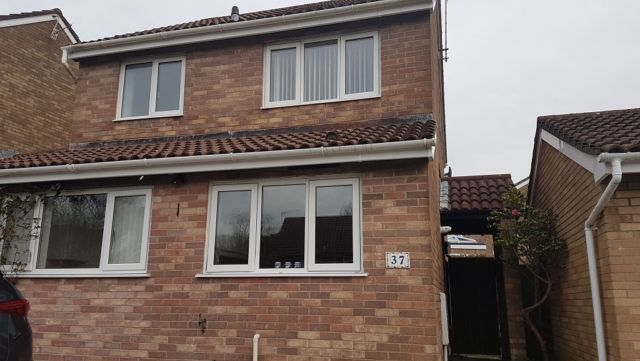 Thumbnail Detached house to rent in Heol Y Waun, Pontlliw