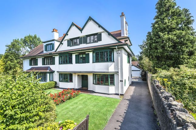 Thumbnail Semi-detached house for sale in Abbots Leigh Road, Leigh Woods, Bristol
