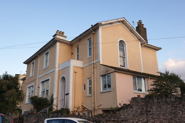 Thumbnail Flat to rent in Tor Park Road, Torquay