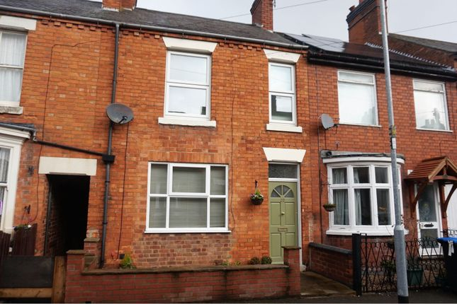 Thumbnail Terraced house for sale in Granville Street, Market Harborough