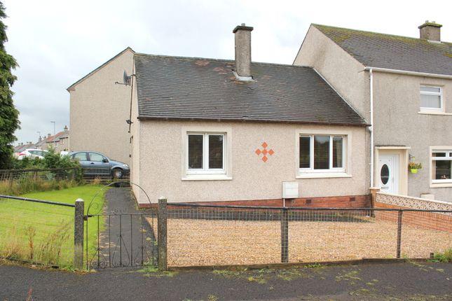 Thumbnail Terraced bungalow for sale in Condorrat Road, Glenmavis