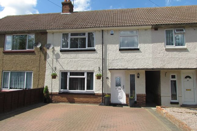 3 bed terraced house for sale in Pound Farm Drive, Dovercourt, Harwich