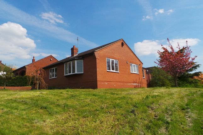 Thumbnail Detached bungalow to rent in Dunstan Hill, Kirton Lindsey, Gainsborough