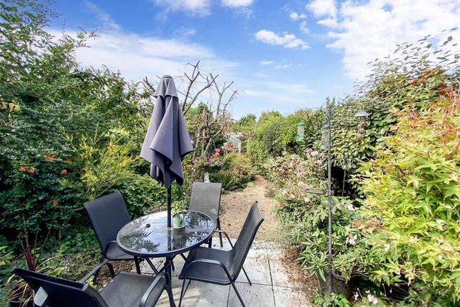 Rear Garden of Flowerhill Way, Istead Rise, Kent DA13