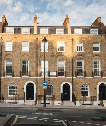 Thumbnail Flat to rent in Argyle Street, London