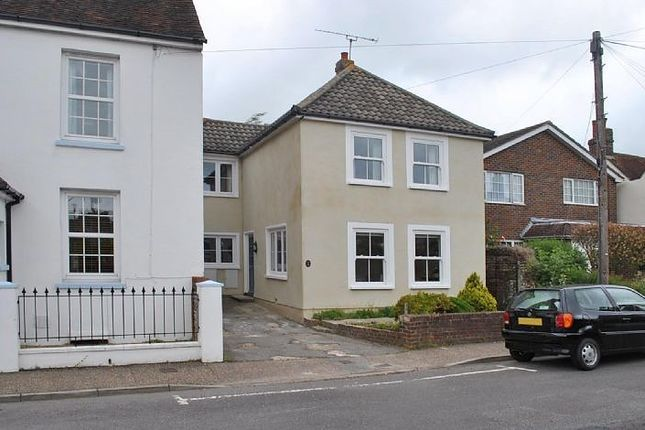 Thumbnail Detached house to rent in Victoria Road, Chichester