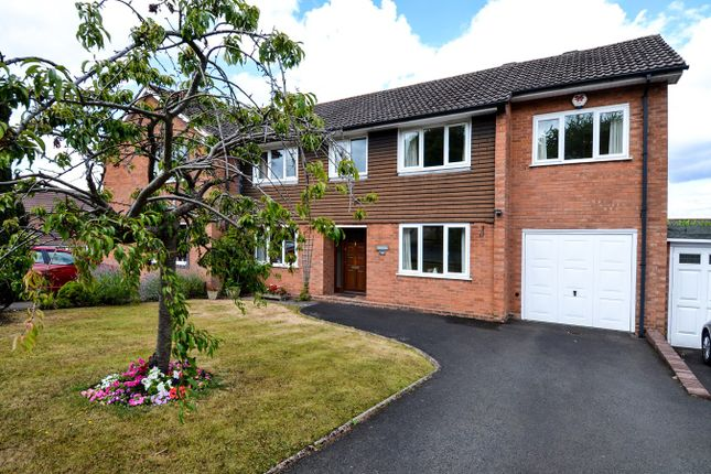 Thumbnail Semi-detached house for sale in Heath Road South, Bournville Village Trust, Birmingham