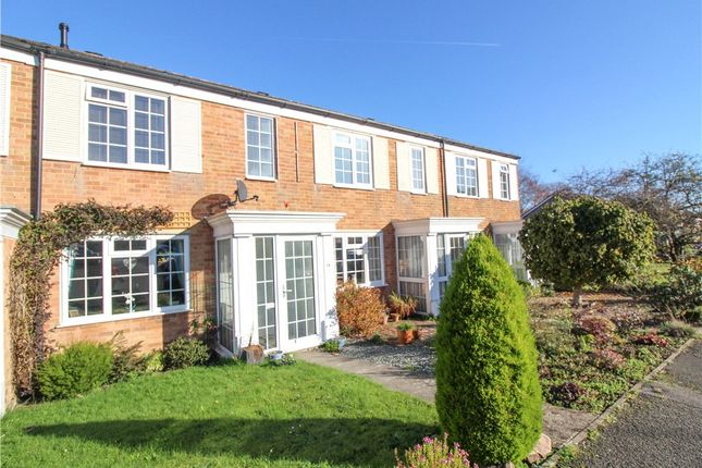 Thumbnail Terraced house for sale in Hatherwood, Yateley, Hampshire