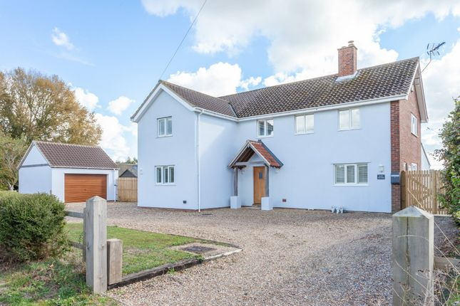 Thumbnail Detached house for sale in Church Road, Mutford, Beccles