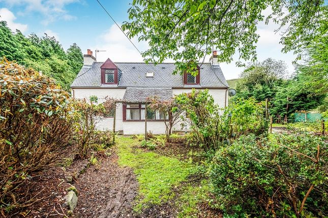 Thumbnail Detached house for sale in Achintee, Strathcarron, Ross-Shire