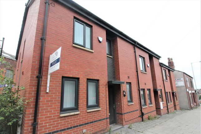 Thumbnail Terraced house to rent in Churchgate, Stockport