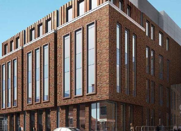 Office to let in 90 Duke Street, Liverpool, Merseyside