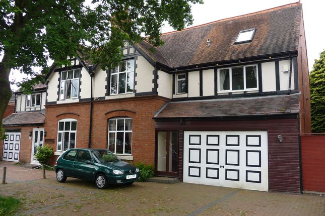 4 bed flat to rent in Hay Lane, Shirley, Solihull, West Midlands