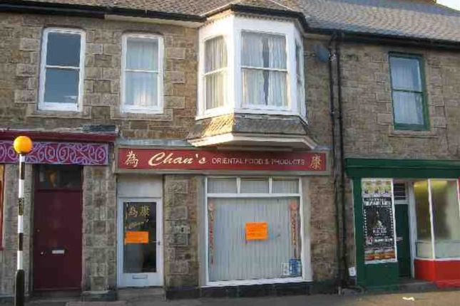 Thumbnail Retail premises for sale in 2, Taroveor Road, Penzance