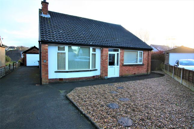 Thumbnail Detached bungalow to rent in Lawnswood Avenue, Scotforth, Lancaster