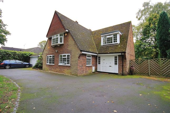 4 bed detached house to rent in Christchurch Road, Virginia Water