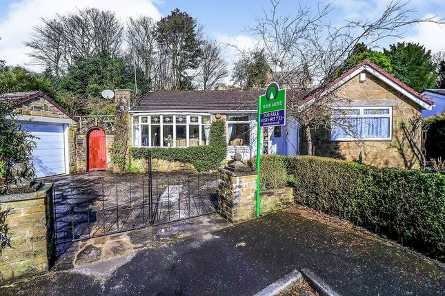 Thumbnail Bungalow for sale in Manor Park, Oakworth, Keighley