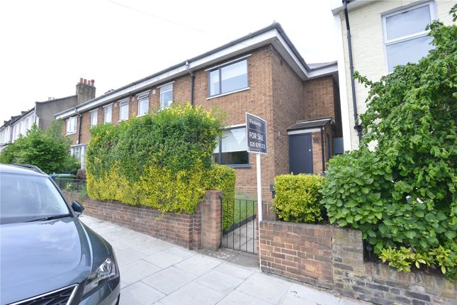 Thumbnail End terrace house for sale in Avondale Rise, Peckham Rye, London