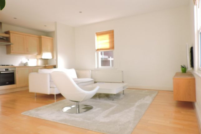 Thumbnail Flat to rent in Pendragon Apartments, Clarence Parade, Southsea
