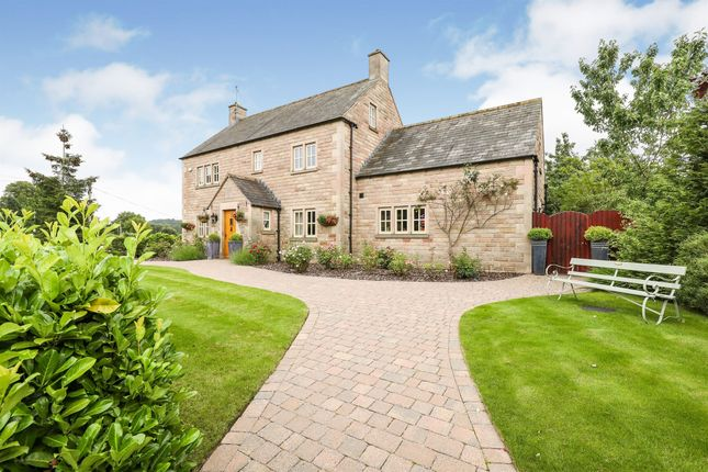 Thumbnail Detached house for sale in Coombs Road, Bakewell