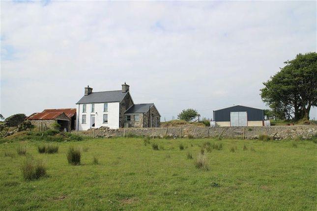 Thumbnail Farm for sale in Bontnewydd, Aberystwyth