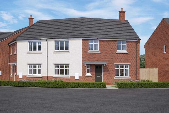 """3 bed property for sale in """"The Mulberry"""" at Thorley Drive, Cheadle, Stoke-On-Trent ST10"""