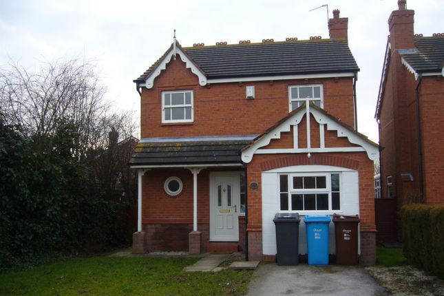 Thumbnail Detached house to rent in Ramsgate Close, Hull
