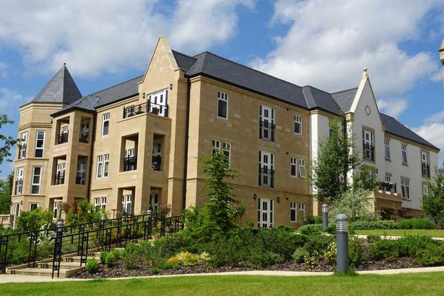 Thumbnail Flat for sale in 3 Kennedy Court, Audley St Elphin's Park, Dale Road South, Darley Dale, Matlock