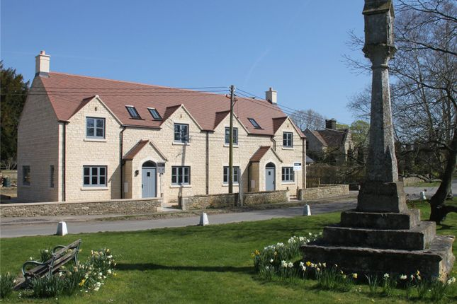 Thumbnail Semi-detached house for sale in Down Ampney, Cirencester