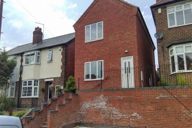 Thumbnail Flat to rent in Walpole Street, Derby