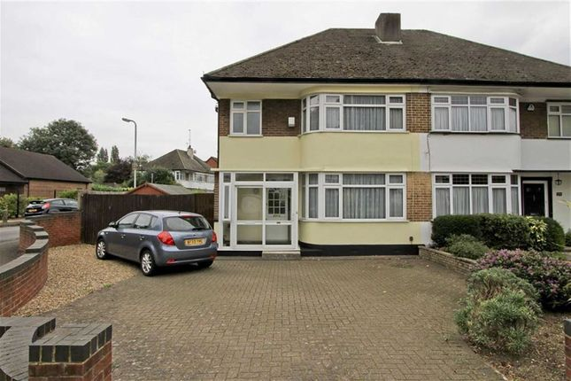 3 bed semi-detached house for sale in Eastcote Road, Ruislip
